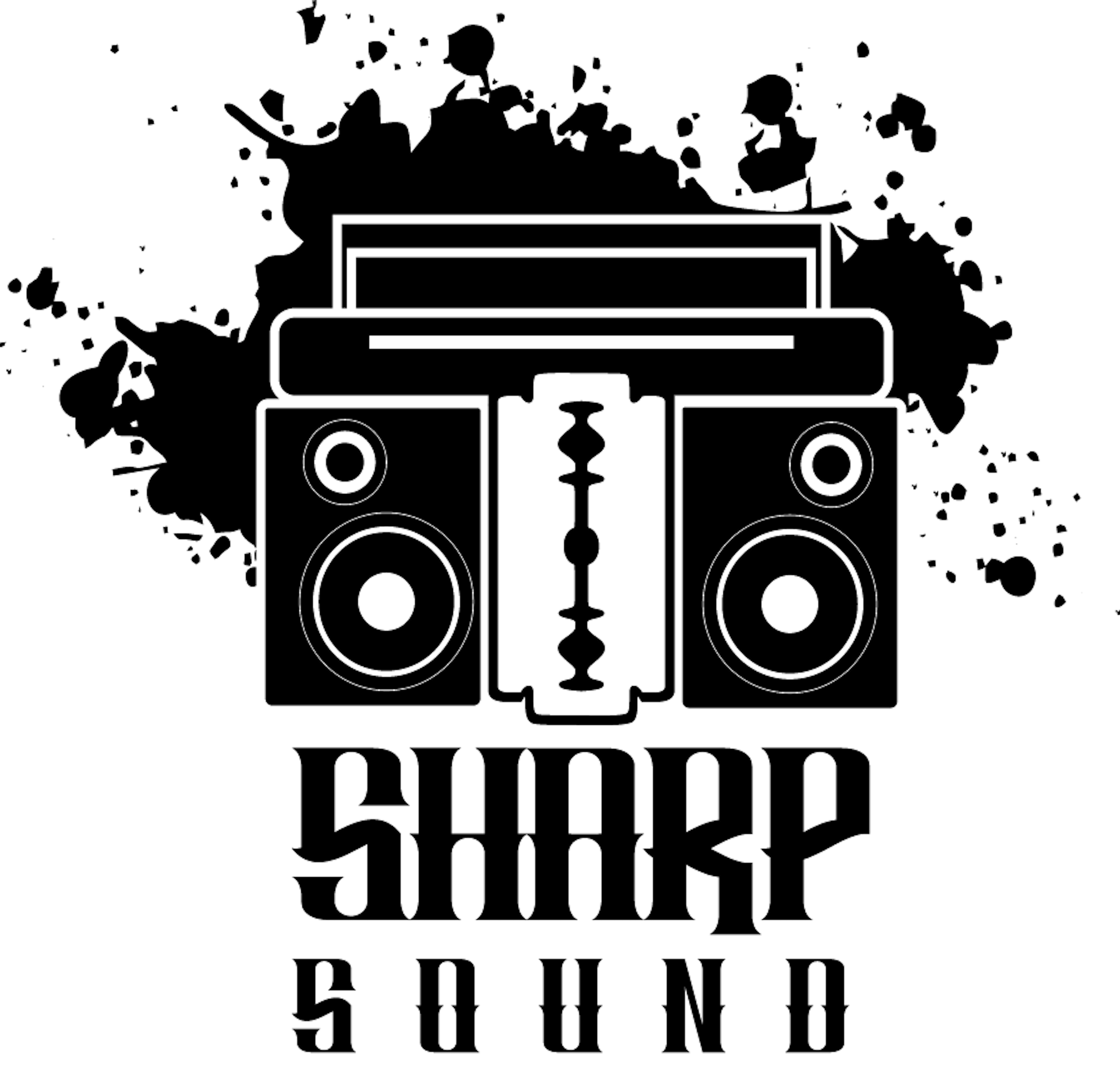Sharp Sound logo