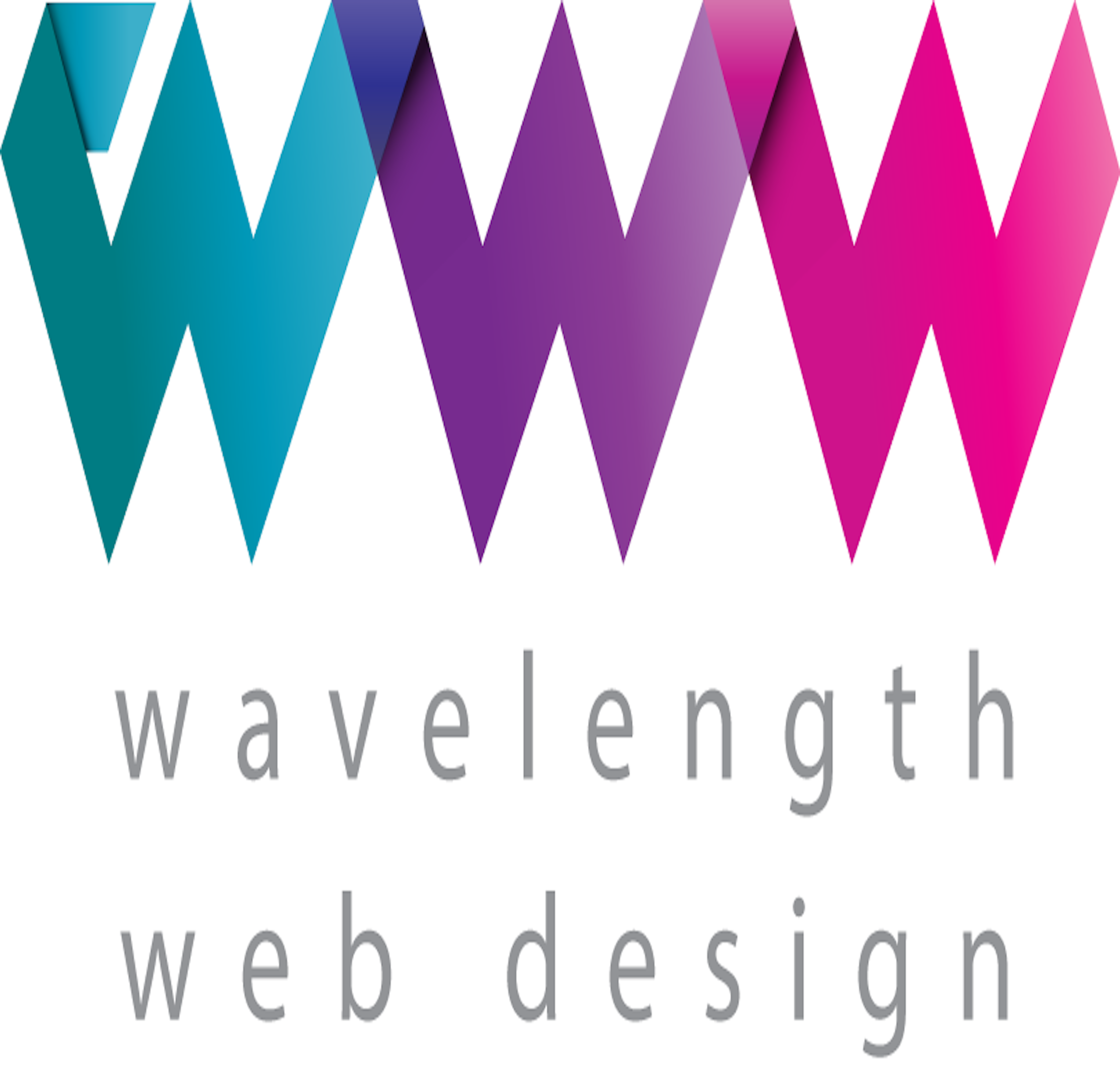 Wavelength Web Design logo